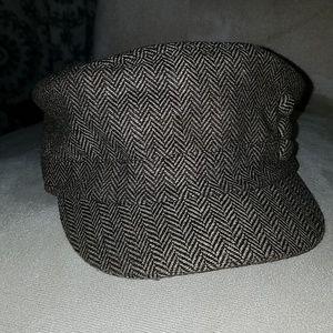 Herringbone conductor hat